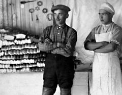 Emil Lindström ja Onni Niemi